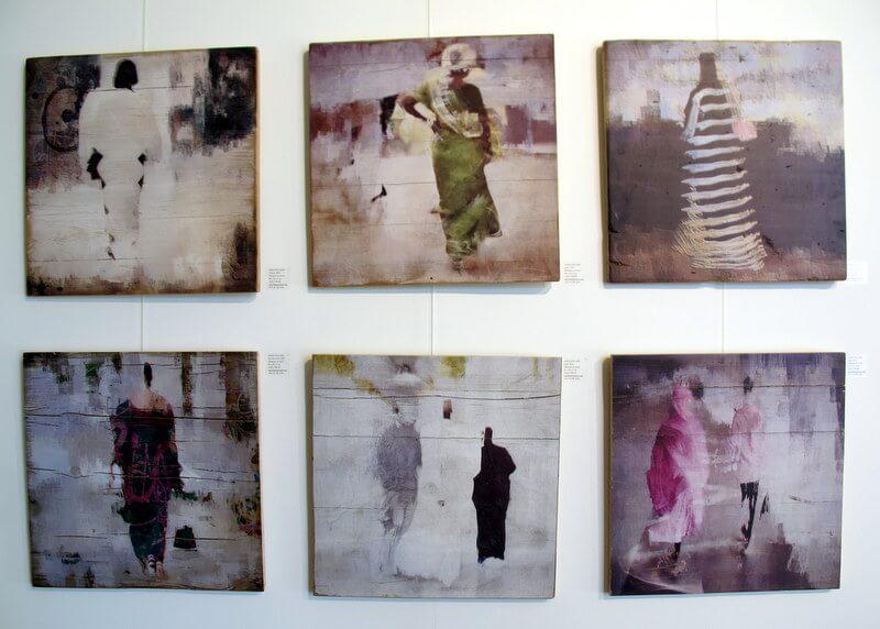 Linda Hollier, Akka Project, Dubai, mobile Art, iPhone photography